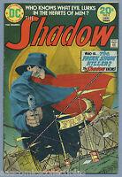 The Shadow #2 1974 Freak Show Murders Denny O'Neil MW Kaluta DC Comics n