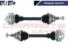 FOR VW GOLF MK5 3.2 R32 MANUAL FRONT LEFT RIGHT NEW DRIVESHAFT DRIVE SHAFTS