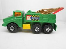 1520 MATCHBOX ORIGINAL K-110 RECOVERY VEHICLE BATTLE KINGS CAMION TRUCK MODEL