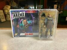 2017 Boss Fight Studios Vitruvian HACKS 1:18 Figure MOC - Q'AL VARIS