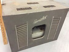 Simplex IPC Power Unit PU-1000 For Tube Amplifier ? Licensed By Western Electric