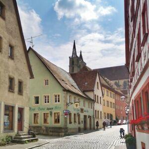 91541 Rothenburg o.d.Tauber | Gutschein: Hotel & Gasthof Schwarzer Adler ***