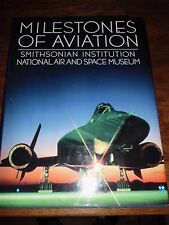 Milestones of Aviation Book Smithsonian Institution National Air & Space Museum