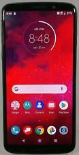 Motorola Moto Z3 XT1929-17 64GB Verizon Débloqué Android Smart Portable Noir