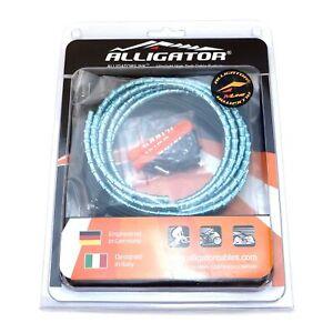Bianchi Color Alligator I-Link 5mm MTB Brake cable set 31 strand Celeste Green