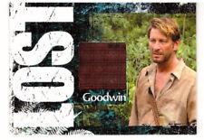 LOST TV Series Premium Relics Costume Trading Card CC22 Brett Cullen #029/350