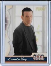 2007 DONRUSS AMERICANA LEONARD NIMOY PROOF CARD #63 ~ 237/250 ~ STAR TREK SPOCK