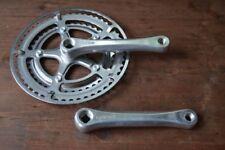 Bielas de acero para bicicletas con doble