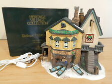 Dept 56 Dickens Village - The Grapes Inn - 5th Ed 1996