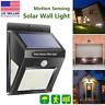 Outdoor Solar Wall Lights 20 LED Power PIR Motion Sensor Garden Yard Path Lamp
