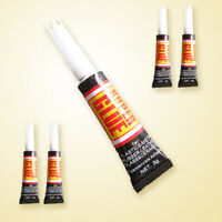 Extra Strong Glue Surface Fast Instant Adhesive Glue Sneaker Repair 6Pcs