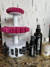 Sigma Dry'n Shape Tower Face Brush Holder Cleaner Makeup Dryer Drying Rack