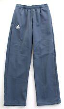 Adidas ClimaWarm Gray Fleece Track Pants Men's NEW