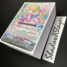 Cardfight Vanguard Bermuda Triangle Standard Deck! Pacifica Aliche Fina Serena