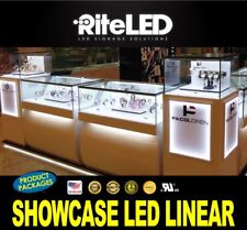 1 FT Showcase Display cabinet Linear  6000K LED Light