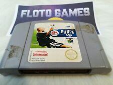 Jeu Fifa 99 pour Nintendo 64 N64 PAL Loose - Floto Games