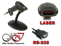 Drive Shower Head Scanner Codes a Bars - RS232 - Laser/Hands-Free Talk Function
