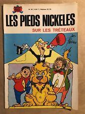 LES PIEDS NICKELES - T55 : Les Pieds nickelés sur les tréteaux