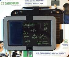 new Dashboard by Boogie Board E-Writer with Wall Mount- Black/Grey sealed box