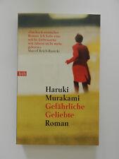 Haruki Murakami Gefährliche Geliebte Roman btb Verlag Buch