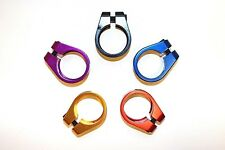BMX Seat Clamp {28.6mm} Various Dynamic Colours!