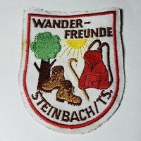 Wander-Freunde Steinbach TS Hiking Patch Emblem