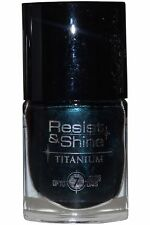 L'Oreal Resist & Shine Titanium Nail Polish 9ml #736
