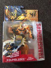 BNIB Transformers 8 step bumblebee power punch