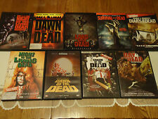 The Living Dead 9 DVD Lot: Night of/ Dawn of/Day of/Land of/Diary/Survival/ MORE