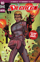 SILENCER VOL #1 CODE OF SILENCE TPB Collecting #1-6 DC COMICS TP NEW