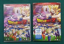 Dragonball Z Battle of The Gods DVD Uncut Version DBZ