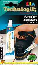 SHOE ADHESIVE, GLUE FOR ALL KIND OF SHOES TRANSPARENT, VERY STRONG, CONTACT GLUE