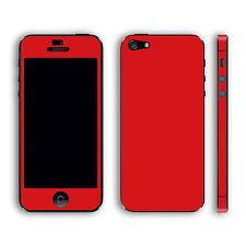 Aufkleber für Handy in Rot