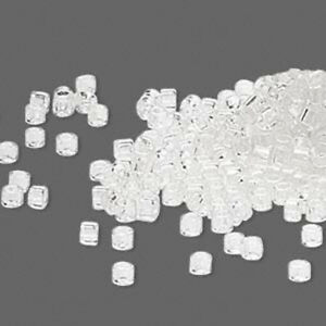 1200 Miyuki Delica # 11 Glass Seed Beads 11/0 Transparent Colors 7.2 Grams