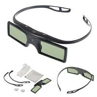 Bluetooth 3D Active Shutter Glasses for Epson/Samsung/SONY/SHARP Projector TV GQ