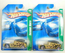 2 Hot Wheels Treasure Hunts Qombee