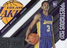 Los Angeles Lakers Basketball Trading Cards Original 2015-16 Season