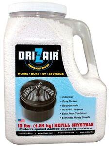 Dri-Z-Air DZA160 10lb 4.54kg Dri Z Air Refill Crystals 160oz - FREE SHIPPING!