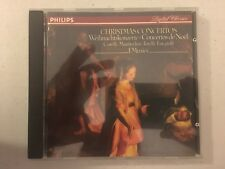 I Musici Christmas Concertos Garatti Organ CD Philips 1984 no IFPI W Germany