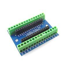 NANO IO Shield V1.0 IO Expansion Board Arduino Nano V3.0 AVR ATMEGA328P-AU
