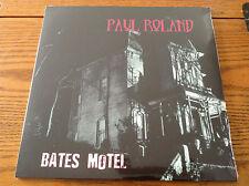 PAUL ROLAND - Bates Motel 2013 Goth Psych BLACK Vinyl LP FREE SHIP