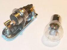 Lucas Wing Side/Indicator Light 1130 BULB HOLDER UNIT for MG TC Midget 1945-50