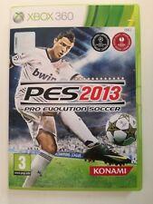 PES 2013 Pro Evolution Soccer - Gioco Xbox 360 Sport Calcio Konami