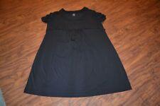 C11- Duo Maternity Black Dress Size XL