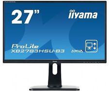 "iiyama ProLite XB2783HSU-B3 1920x1080 27"" HDMI Full HD LED LCD Monitor - Schwarz"
