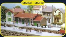 Maquette MKD - Mk500 Gare de Fay aux Loges
