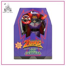 DISNEY PIXAR TOY STORY EMPEROR ZURG TALKING ACTION FIGURE BRAND NEW IN BOX