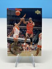 1995 Upper Deck 84-85 Rookie Years Michael Jordan #137 Chicago Bulls