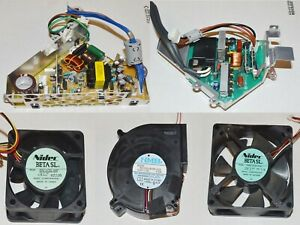 Hitachi CP-S210 Projector various replacement parts