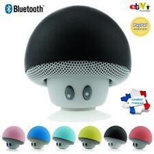 Mini Enceinte Bluetooth Portable Rechargeable Câble USB Ventouse StéréoUniversel